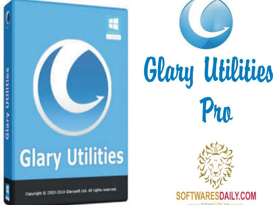 Glary Utilities Pro 2017 Crack License Keys Full Download
