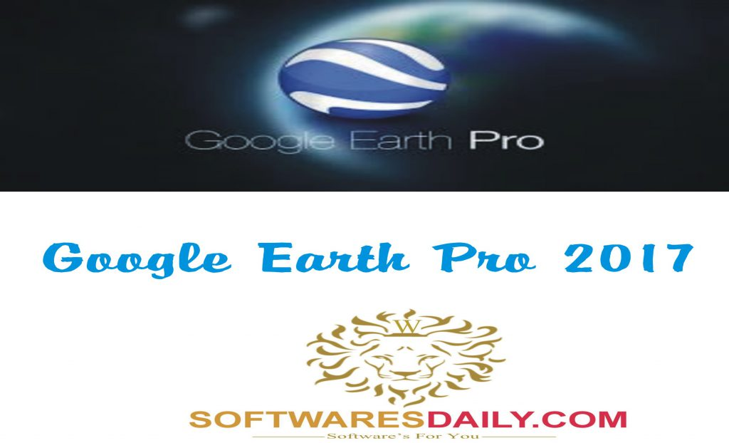 download google earth pro 2017