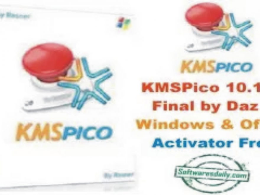KMSPico 10.1.9 Final by Daz Windows & Office Activator Free