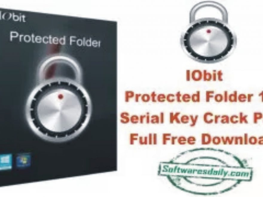IObit Protected Folder 1.2 Serial Key Crack Patch Full Free Download
