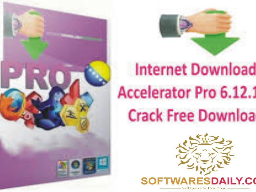 Internet Download Accelerator Pro 6.12.1542 Crack Free Download