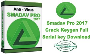 Smadav Pro 2017 Crack Keygen Full Serial key Download