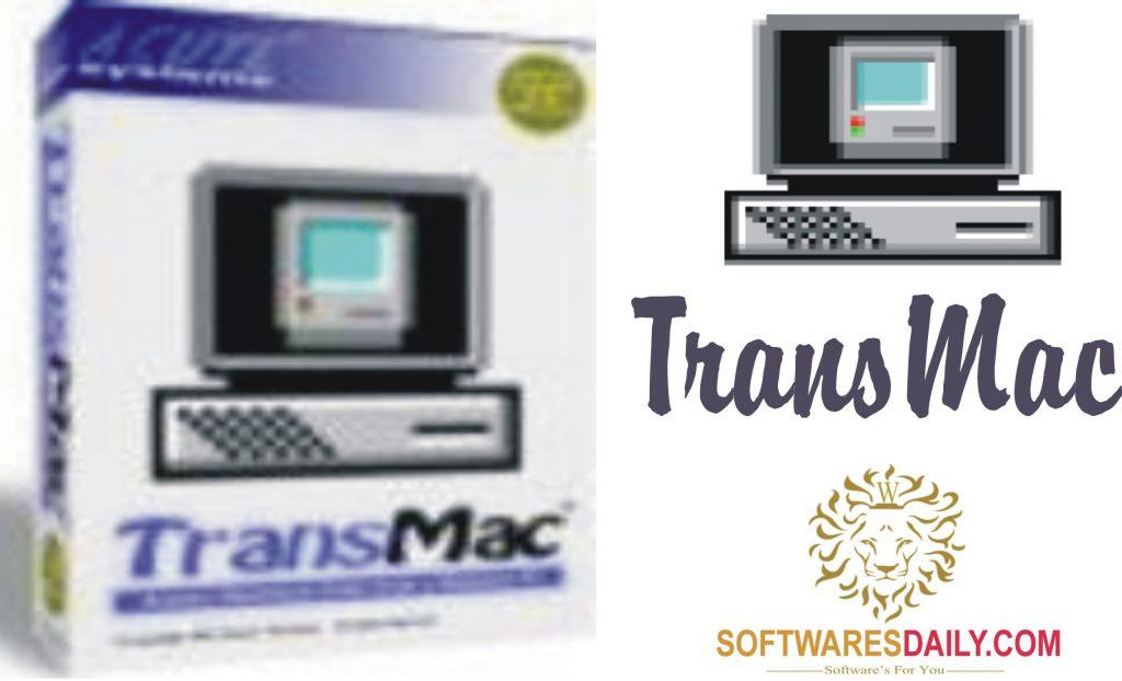 TransMac 11.6 Crack Serial Key Full Free Download..........