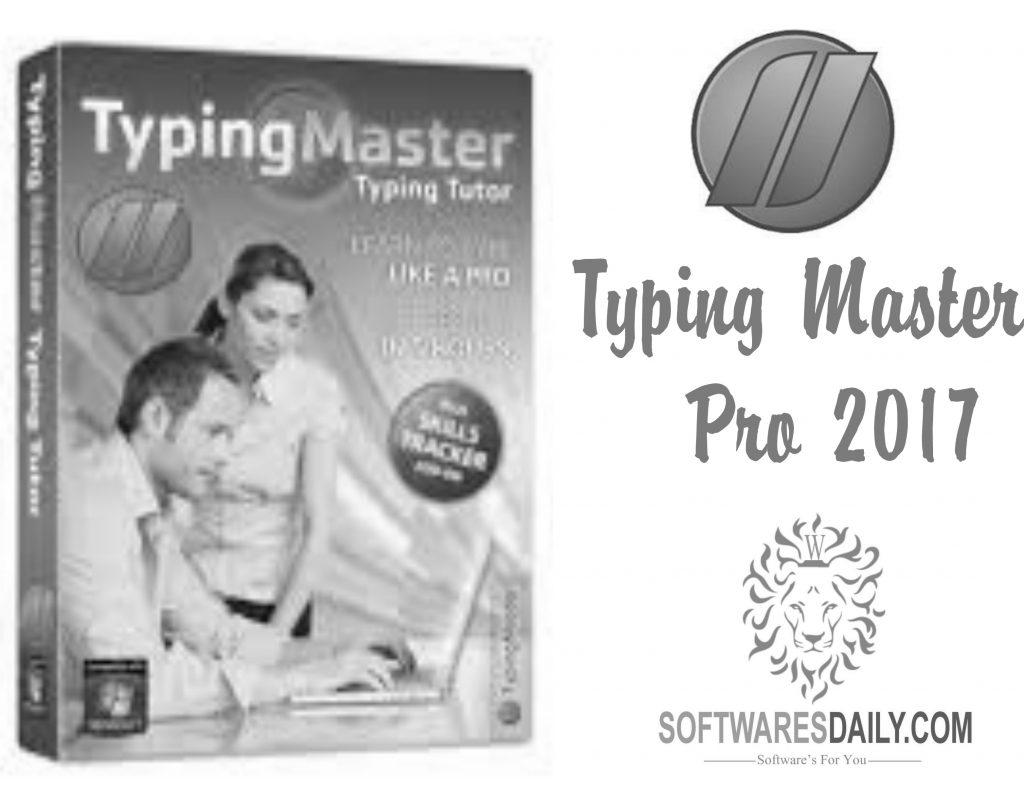 Typing Master Pro 2017 Crack Keygen Free Serial Key Download