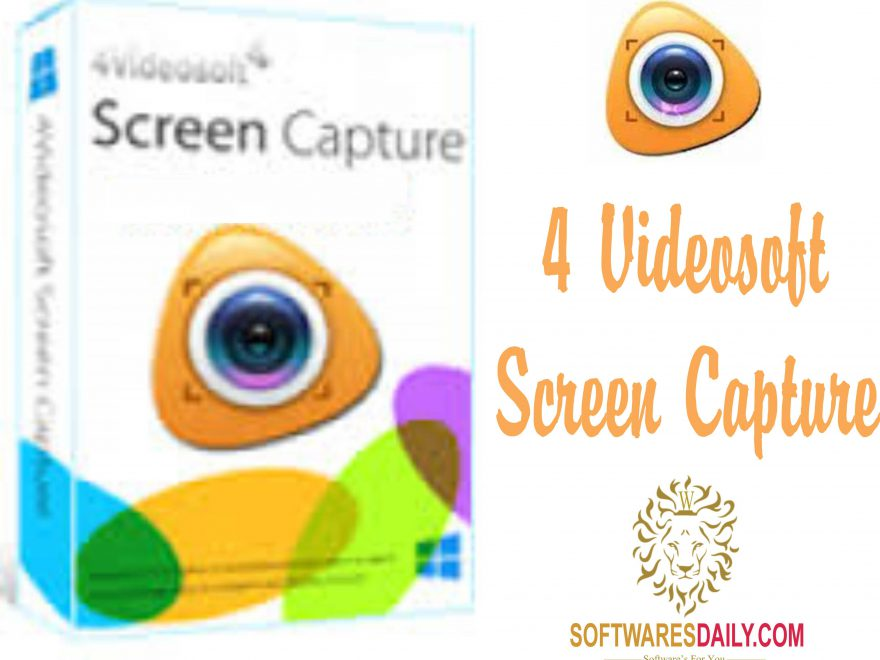 4Videosoft Screen Caapture v1.20 Serial Key & Patch Download
