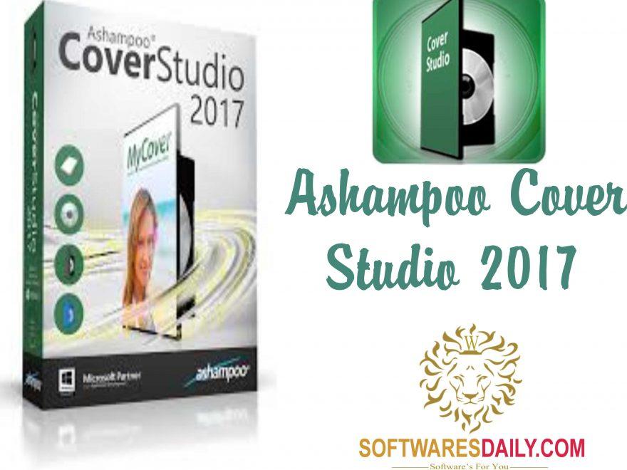 Ashampoo Cover Studio 2017 Crack Plus Serial Key Full