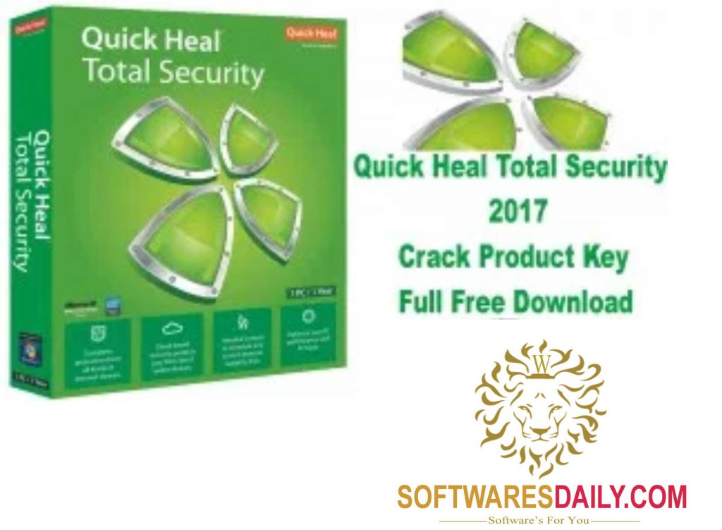 Quick Heal Total Security 2017 Crack Product Key Full Free Download
