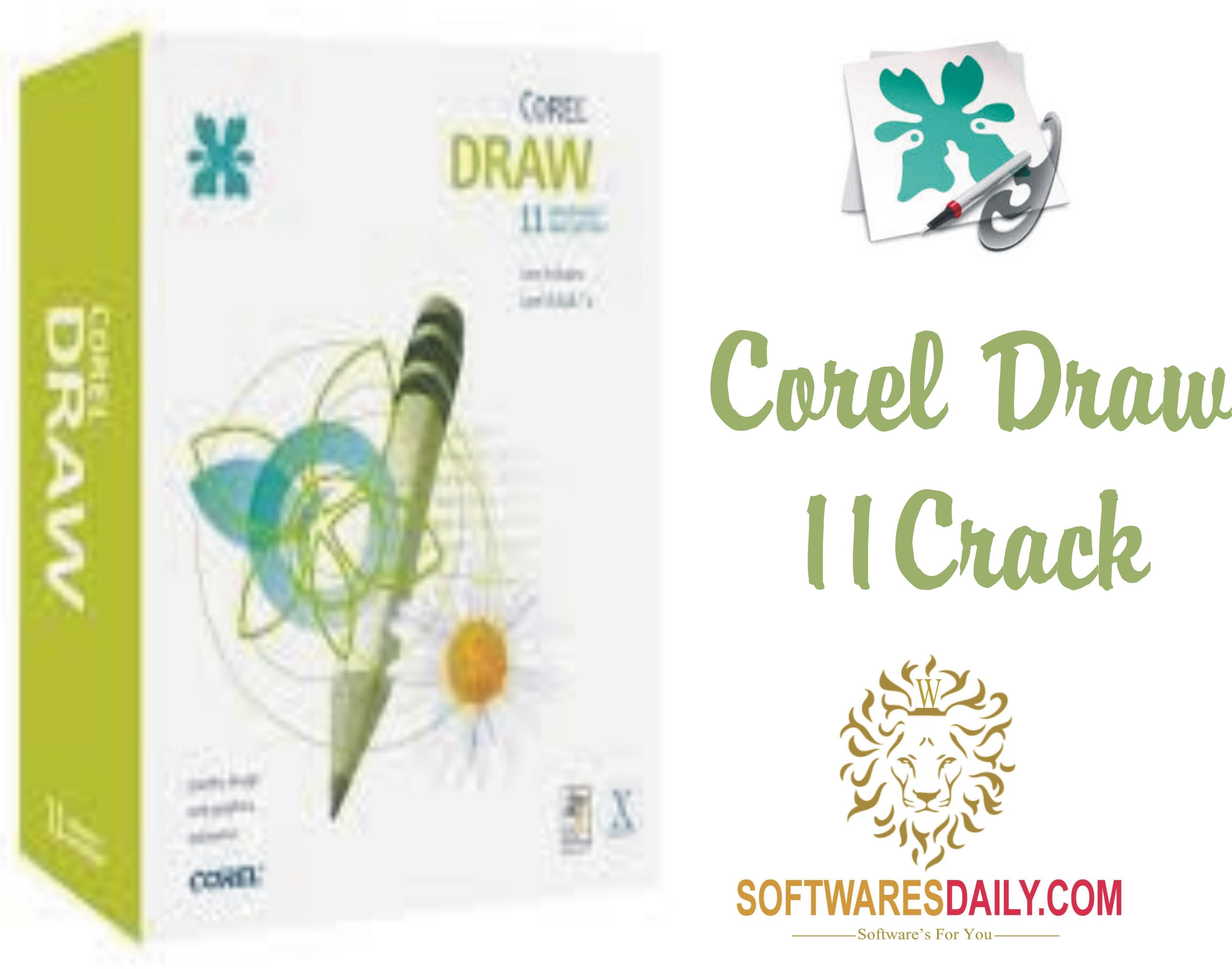 corel draw 11 crack