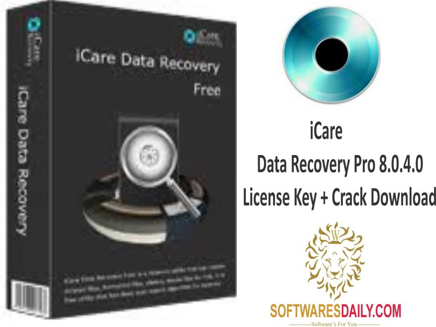 icare data recovery pro 8.0 0 key