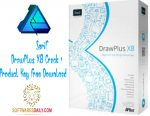 Serif DrawPlus X8 Crack + Product Key Free Download