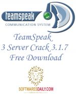 TeamSpeak 3 Server Crack 3.1.7 Free Download